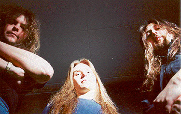 members left to right are Peter Lake, Henrik Ohlsson, and Mattias Engstrand