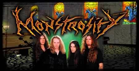 Monstrosity - band