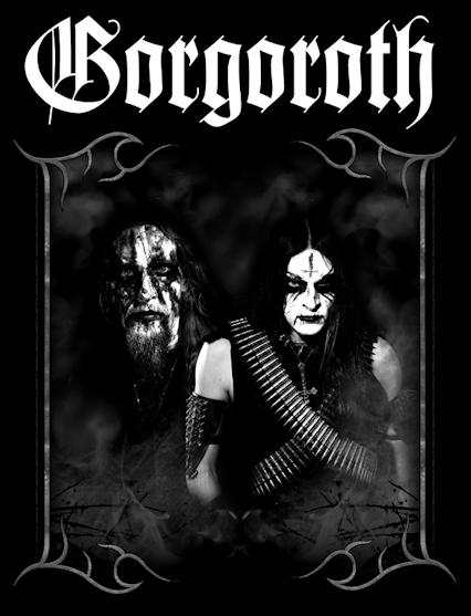 Gaahl and King by NAMTARU CREATIONS