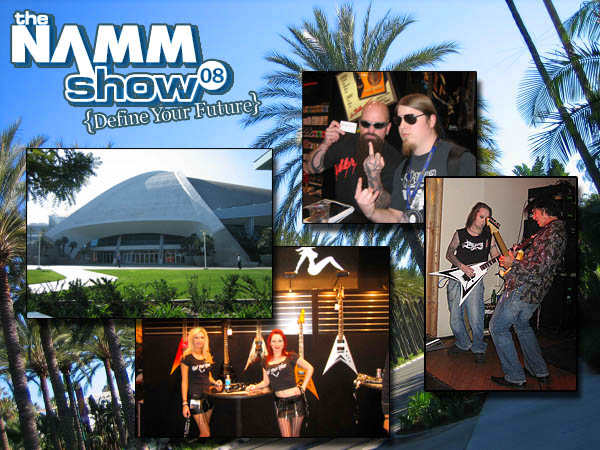 Winter NAMM 2008