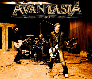 Avantasia band 2007/2008