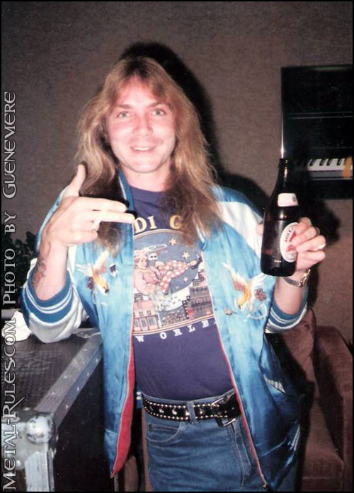 Dave Murray Alpine Valley 84