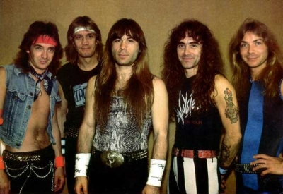 iron maiden classic lineup