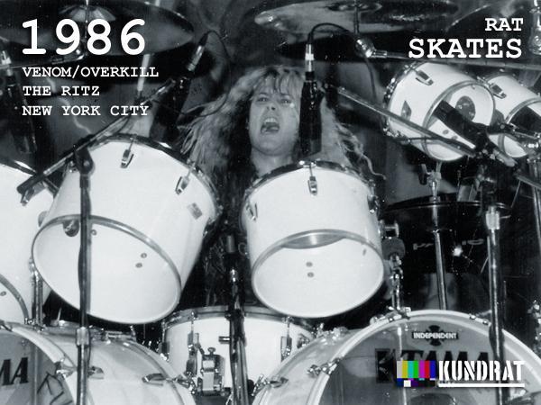 Rat Skates - 1986