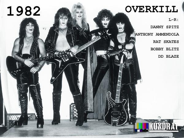 Overkill 1982
