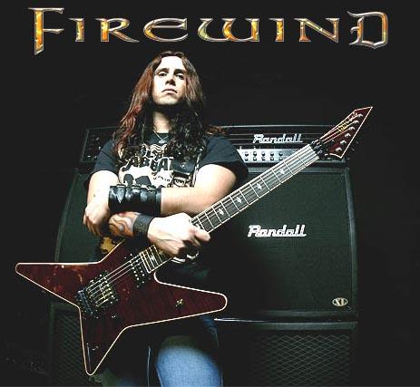FIREWIND - Gus G.