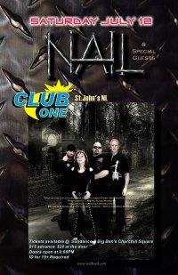 Nail show poster