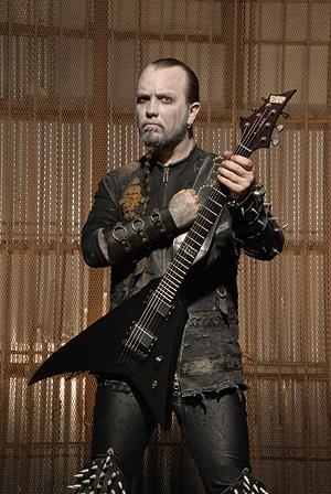 DIMMU - ESP Guitar