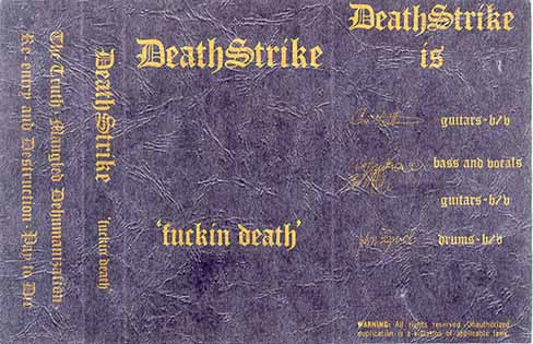 Death Strike - FUCKIN DEATH demo.jpg