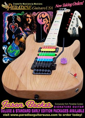 Jason Becker Guitar