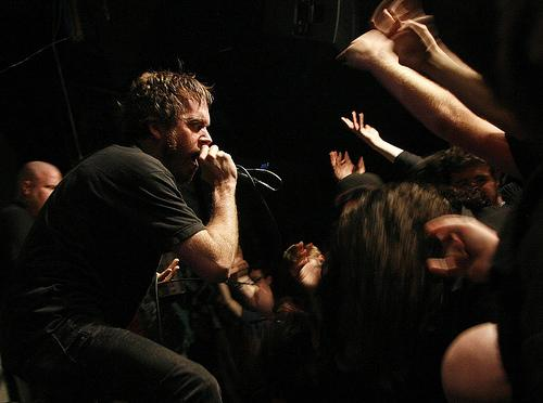 Cattle Decapitation Vocalist Travis Ryan