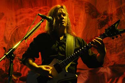 Glen Drover (live with Megadeth in 2007)