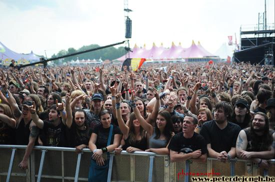 GRASPOP METAL MEETING 2010