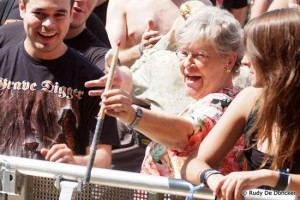 GRASPOP METAL MEETING 2010 - metal Granny!