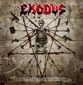 EXODUS' ninth studio album, Exhibit B: The Human Condition