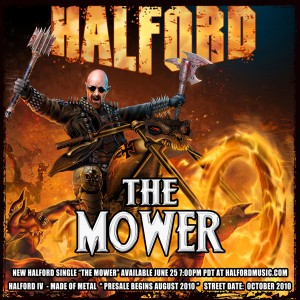 HALFORD The Mower - Single