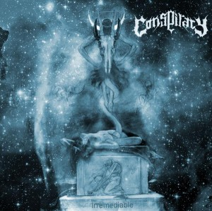 CONSPIRACY return with their third full-length, Irremediable