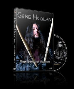 "GENE HOGLAN Releases ""The Atomic Clock"" (Instructional DVD)"
