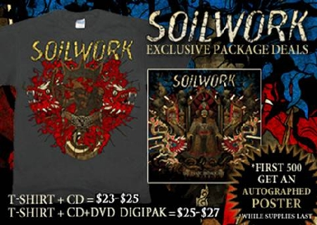 "SOILWORK: ""The Panic Broadcast"" Deluxe Edition"