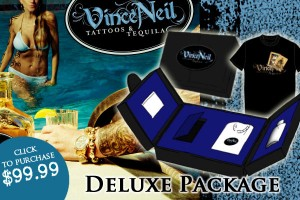 "Vince Neil ""Tattoos & Tequila"" (deluxe edition)"