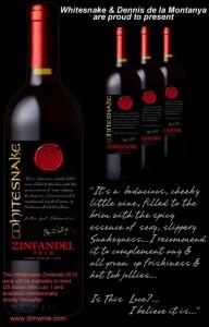 Whitesnake Zinfandel 2010