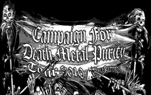 Campaign For Death Metal Purity Tour
