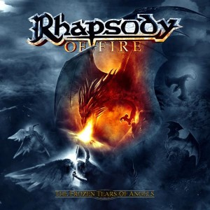 The Frozen Tears Of Angels, the new album by Italy's RHAPSODY OF FIRE
