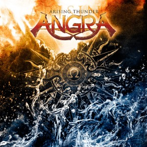 ANGRA (Single) Arising Thunder