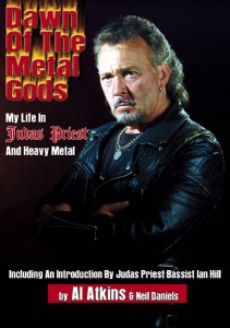 NEW BOOK – DAWN OF THE METAL GODS: MY LIFE IN JUDAS PRIEST & HEAVY METAL