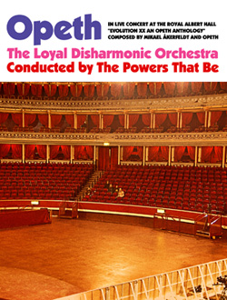 Opeth DVD - Live at the Royal Albert Hall