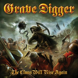 "GRAVE DIGGER ""The Clans Will Rise Again"""