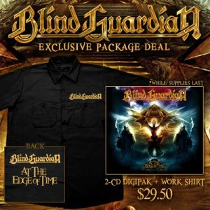 BLIND GUARDIAN PRE-ORDER BUNDLES NOW AVAILABLE