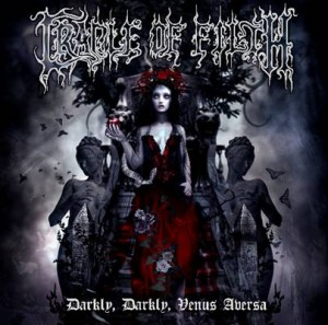 Cradle of Filth reveals artwork for 'Darkly, Darkly, Venus Aversa'