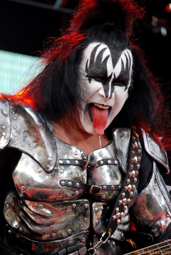 KISS- Gene Simmons