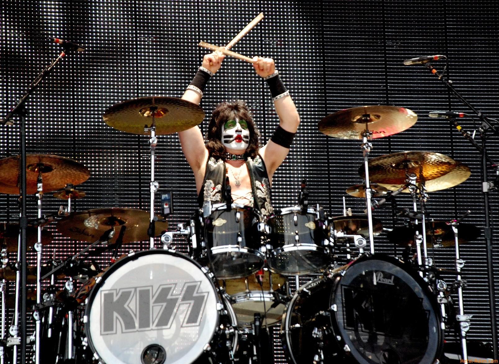 Eric Singer Kiss 2013Eric Singer Kiss 2013