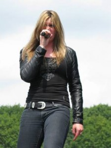 Floor Jansen of ReVamp