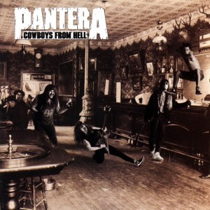 PANTERA - Cowboys From Hell 20th Anniversary Edition (Sept 14 via Rhino Records)