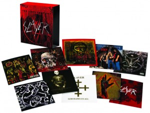 Slayer - The Vinyl Conflict - Product Shot