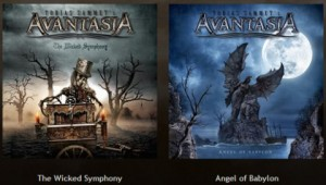 Avantasia 2010 covers