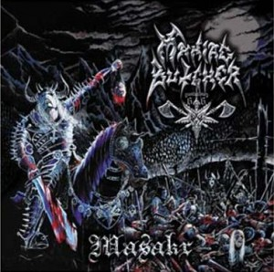 Maniac Butcher - Masakr album cover