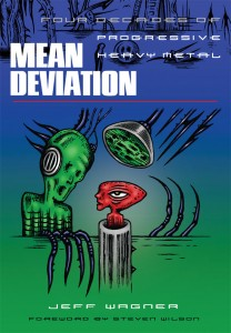 VOIVOD Members Contribute to 'MEAN DEVIATION: Four Decades of Progressive Heavy Metal'