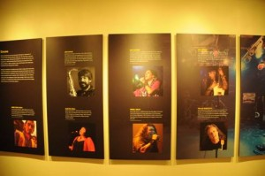 "TESTAMENT'S CHUCK BILLY APPEARING IN SMITHSONIAN'S 'NATIONAL MUSEUM OF THE AMERICAN INDIAN' EXHIBITION: ""UP WHERE WE BELONG: NATIVE MUSICIANS IN POPULAR CULTURE"""