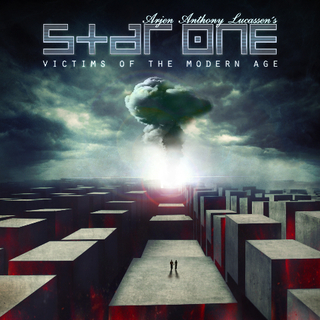 """Victims Of The Modern Age"", the new album from STAR ONE"