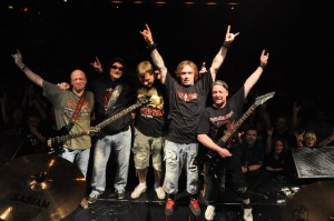 "After a successful, sold-out show in Copenhagen (alongside Pretty Maids), celebrating the 25th anniversary of the album ""Fear Of Tomorrow"""