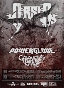 ARSIS: North American Headlining Tour Announced