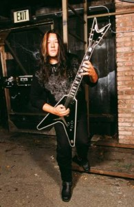 TESTAMENT guitarist Eric Peterson
