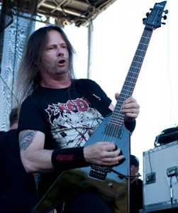 EXODUS - GARY HOLT Live Photo by DirtJunior