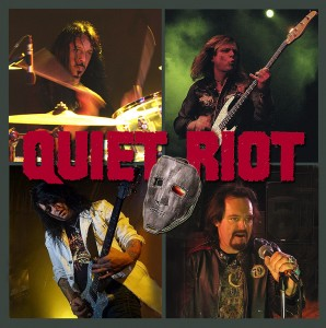 QUIET RIOT BACK IN BUSINESS WITH NEW SINGER AND UPCOMING TOUR