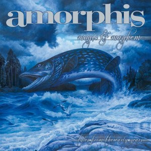 "AMORPHIS ""Magic & Mayhem – Tales From The Early Years"""