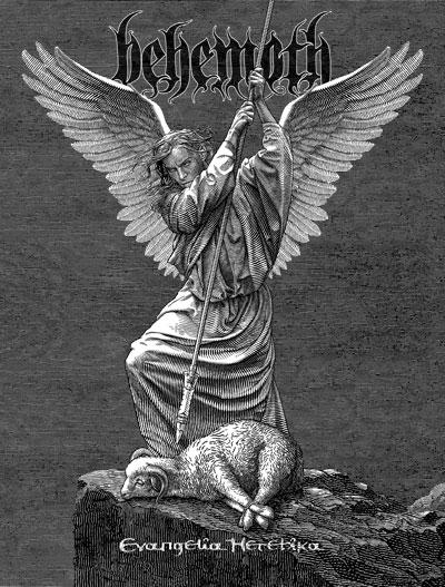 "BEHEMOTH ""EVANGELIA HERETIKA"" (DVD)"